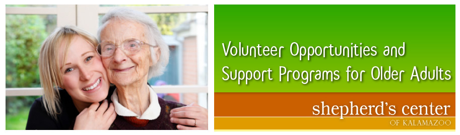 Volunteer Opportunities, Lifelong Learning ans Support Programs for Older Adults