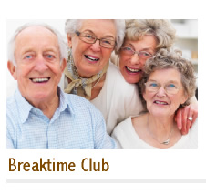 Michigan Adult Breaktime Club: for Seniors with Early Alzheimer's and Dementia
